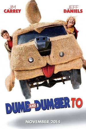 Dumb & Dumber (1994) ใครว่าเราแกล้งโง่ 2 - Cover