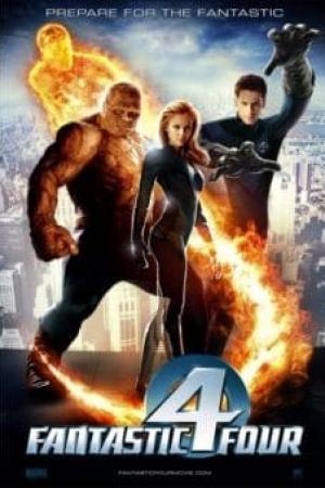 Fantastic Four สี่พลังคนกายสิทธิ์ (ภาค 1) - Cover