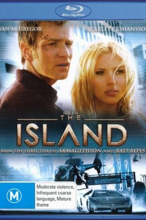The Island: แหกระห่ำแผนคนเหนือคน 2005 - Cover