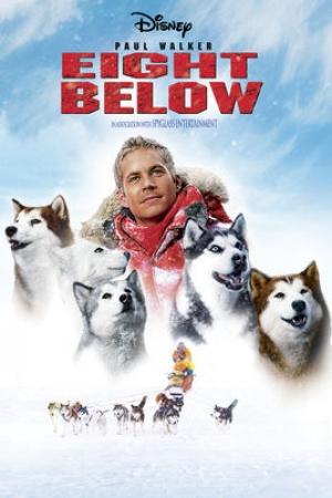 Eight Below ปฏิบัติการ 8 พันธุ์อึดสุดขั้วโลก - Cover