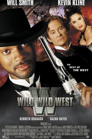 Wild Wild West (1999) คู่พิทักษ์ปราบอสูรเจ้าโลก - Cover