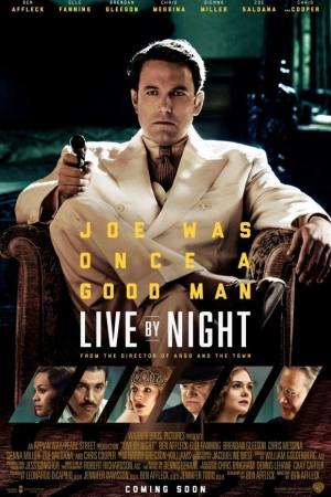 Live By Night (2016) ลีฟ บาย ไนท์ - Cover
