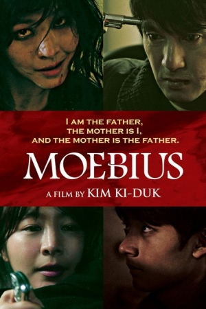MOEBIUS 2013 : เมอบิอุส ครอบครัวเพศวิปริต - Cover