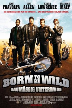 Wild Hogs (2007) สี่เก๋าซิ่งลืมแก่ - Cover
