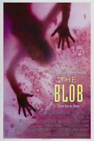 The Blob (1988) เหนอะเคี้ยวโลก - Cover