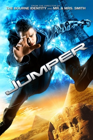 Jumper จัมพ์เปอร์ ฅนโดดกระชากมิติ (2008) - Cover