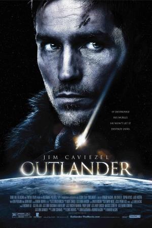 Outlander (2008) ไวกิ้ง ปีศาจมังกรไฟ - Cover