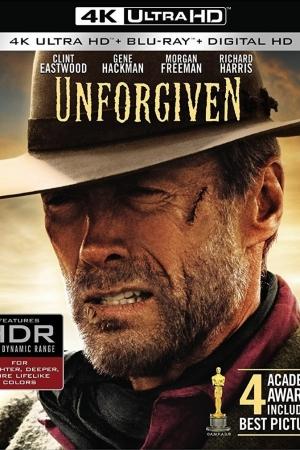 Unforgiven.1992.Remastered ไถ่บาปด้วยบุญปืน - Cover