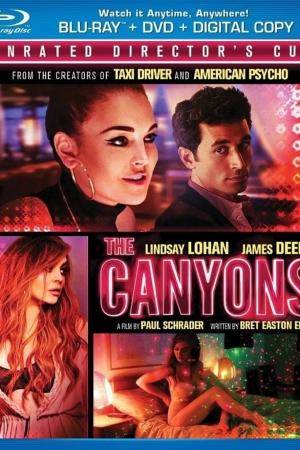 The Canyons (2013) แรงรักพิศวาส หนังติดเรทสุดเร่าของ ลินด์ซีย์ โลแฮน  - Cover