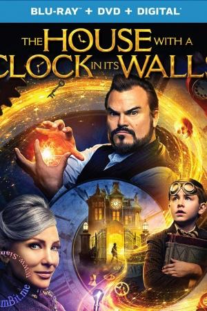 The House with a Clock in Its Walls (2018) : บ้านเวทมนตร์และนาฬิกาอาถรรพ์
