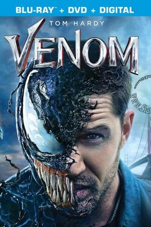 Venom (2018) : เวน่อม  - Cover