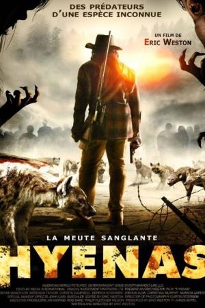 Hyenas ไฮยีน่า ฉีกร่างเปลี่ยนพันธุ์สยอง (2011) - Cover