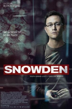 Snowden (2016) สโนว์เดน อัจฉริยะจารกรรมเขย่ามหาอำนาจ - Cover
