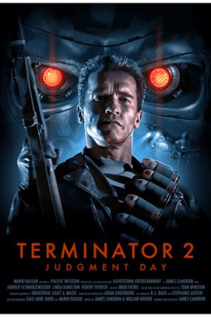 Terminator 2: Judgment Day (1991) คนเหล็ก 2029 ภาค 2 - Cover
