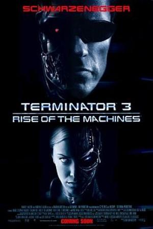 Terminator 3: Rise Of The Machines (2003) คนเหล็ก 3 กำเนิดใหม่เครื่องจักรสังหาร - Cover
