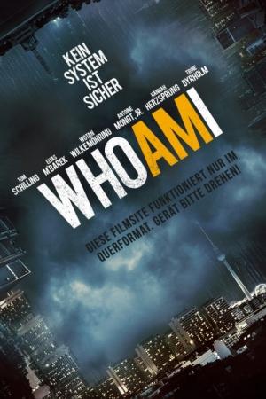 Who Am I - Kein System ist sicher (2014) แฮกเกอร์สมองเพชร - Cover