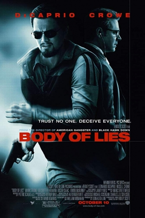 Body of Lies (2008) แผนบงการยอดจารชนสะท้านโลก - Cover