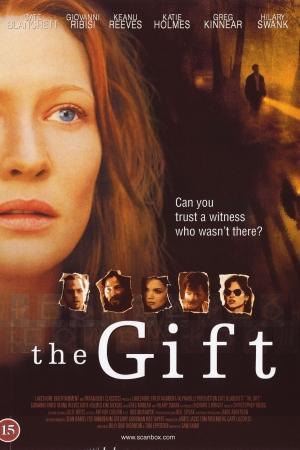 The Gift (2000) ลางสังหรณ์วิญญาณอำมหิต - Cover