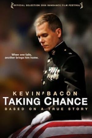 Taking Chance ด้วยเกียรติ แด่วีรบุรุษ (2009) - Cover