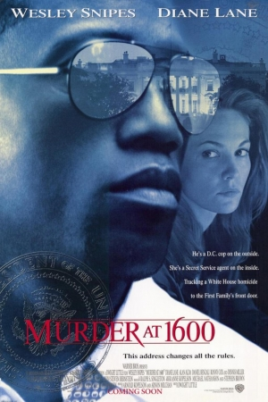 Murder at 1600 กระชากเหี้ยม 1600 (1997) - Cover