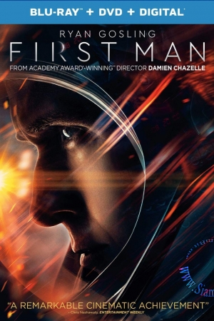 First Man (2018) มนุษย์คนแรกบนดวงจันทร์  - Cover