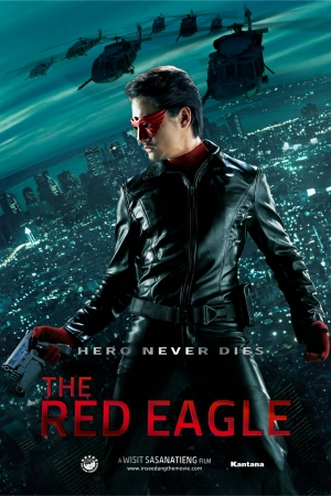 The Red Eagle : อินทรีย์แดง (2010) - Cover