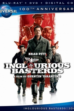 Inglourious Basterds ยุทธการเดือดเชือดนาซี (2009) - Cover
