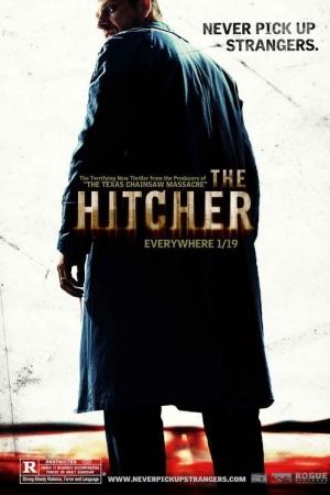 The Hitcher คนนรกโหดข้างทาง (2007) - Cover