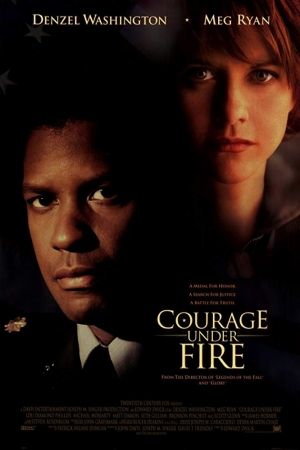 Courage Under Fire สมรภูมินาทีวิกฤติ (1996) - Cover