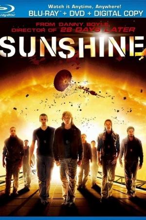 Sunshine ซันไชน์ ยุทธการสยบพระอาทิตย์ (2007) - Cover