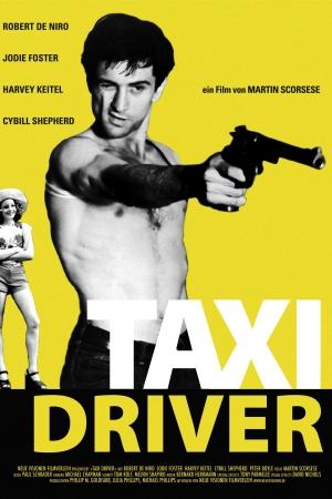 Taxi Driver แท็กซี่มหากาฬ (1976) - Cover