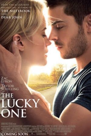 The Lucky One - ลิขิตฟ้าชะตารัก 2012 - Cover
