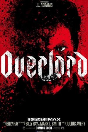 Overlord ปฏิบัติการโอเวอร์ลอร์ด (2018) - Cover