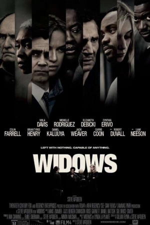 Widows หม้ายสาวล้างบัญชีหนี้ (2018) - Cover