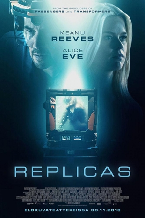Replicas พลิกชะตา เร็วกว่านรก (2018) - Cover