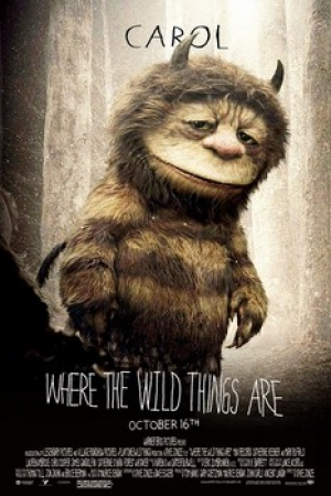 Where the Wild Things Are ดินแดนแห่งเจ้าตัวร้าย (2009) - Cover
