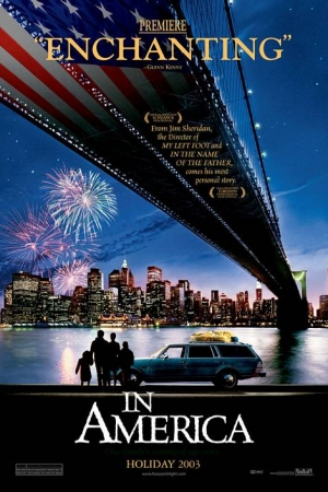 In America อิน อเมริกา  (2002) โอมเพี้ยง...แฟรงกี้จ๋า...ช่วยเราที - Cover
