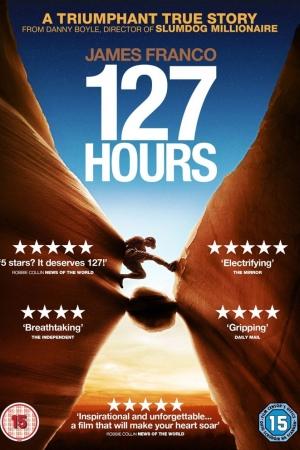 127 Hours 127 ชั่วโมง (2010) - Cover