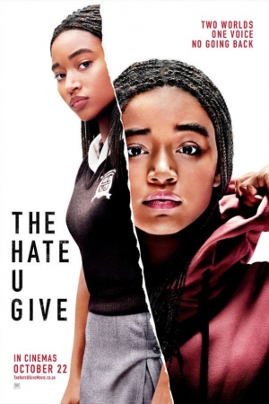 The Hate U Give (2018) - Cover