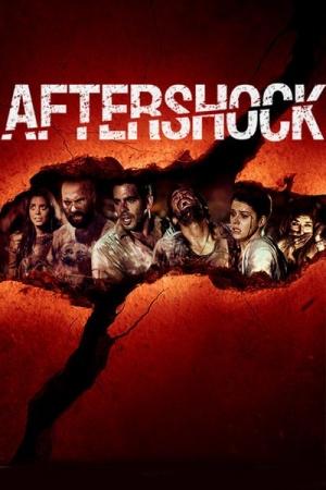 Aftershock คนคลั่ง 8.8 ริกเตอร์ (2012) - Cover