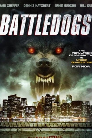 Battledogs สงครามแพร่พันธุ์มนุษย์หมาป่า (2013) - Cover