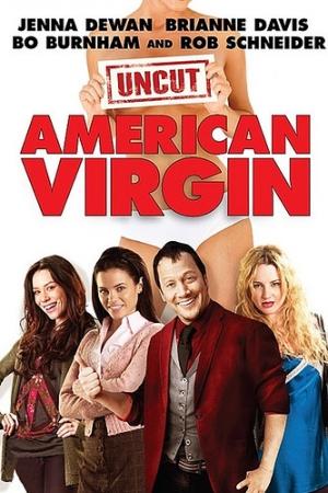 American Virgin สาวจิ้นอยากลองแอ้ม (2009) - Cover