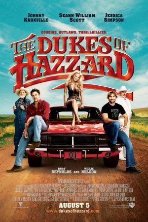 The Dukes of Hazzard คู่บรรลัย ซิ่งเข้าเส้น (2005) - Cover