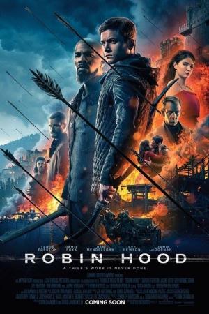 Robin Hood (2018) : พยัคฆ์ร้ายโรบินฮู้ด - Cover