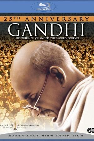 Gandhi คานธี 1982 - Cover