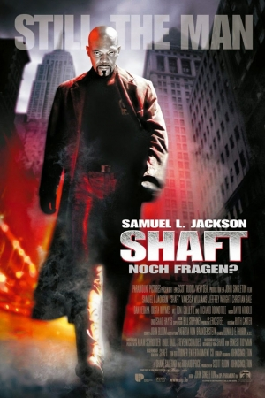 Shaft แชฟท์ ชื่อนี้มีไว้ล้างพันธุ์เจ้าพ่อ (2000) - Cover