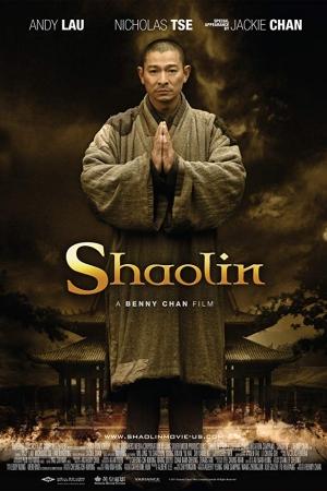 Shaolin (2011) เส้าหลิน สองใหญ่ - Cover