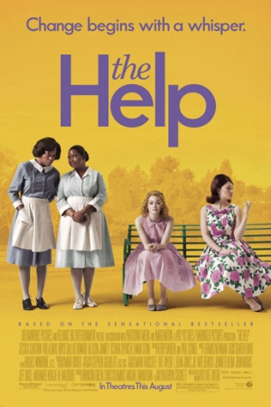 The Help คุณนายตัวดี สาวใช้ตัวดำ 2011 - Cover