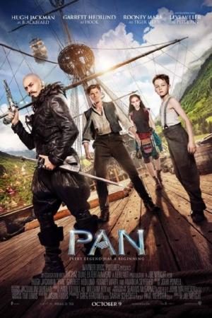 Peter Pan ปีเตอร์แพน 2003 - Cover