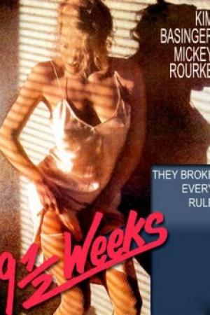 ช๊อตเด็ด Hollywood Movie Nude Scenes 2 Nine 12 Weeks [1986] - Cover